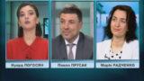 ВІСТІ ОДЕСА / Гості Павло Прусак, Марія Радченко, Юріс Пойканс та Каспарс Апсе
