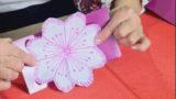 Листівка у форматі 3D з кола