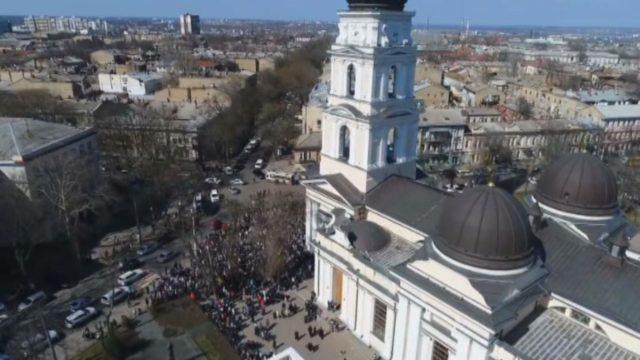 ТЄО — 464  Ведучий — протоієрей Димитрій Яковенко
