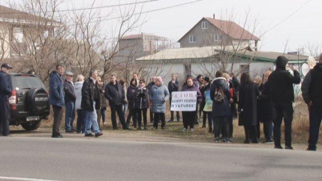 «Не воруй Затоку»: протести продовжуються