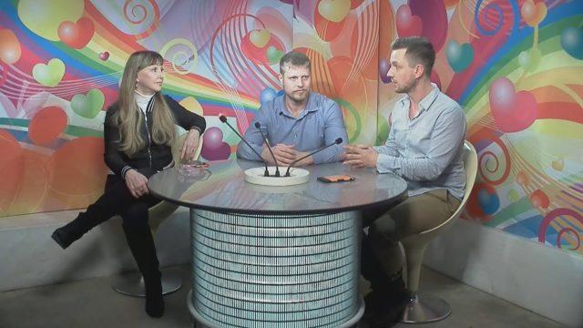 Максим Карасёв и Александр Соловей / 14 марта 2019
