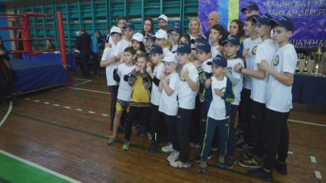 Муай Тай: Чемпіонат України з Тайського Боксу