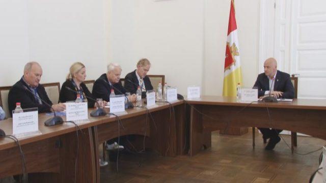 З мером зустрілись спостерігачі від ОБСЄ та ENEMO
