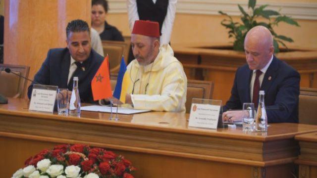 Угода про співробітництво та партнерство між Одесою та Марракешем