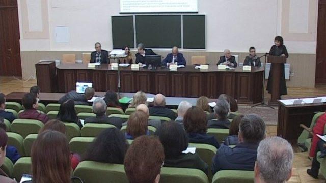 Науково-методична конференція  в ОНАХТ