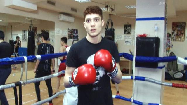 «Рудий лев»: Василь Чоботарь — нова зірка боксу