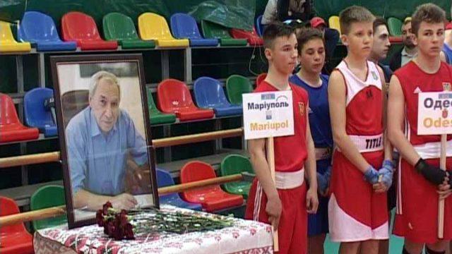 В Одесі проходить турнір з боксу пам'яті  Бориса Літвака
