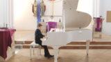 Перший конкурс юних піаністів ім.Гінзбург