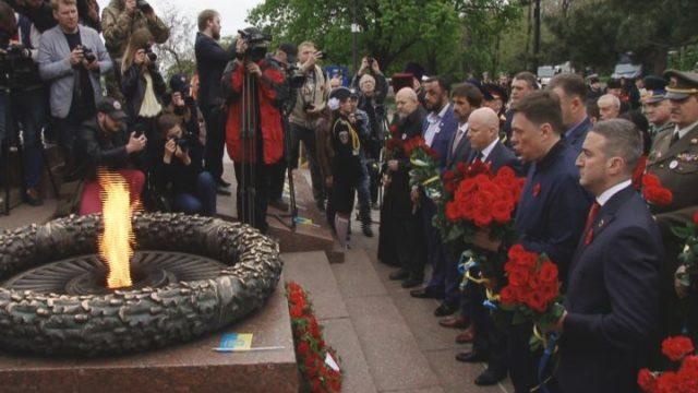В Одесі відбувся міжконфесіональний молебень