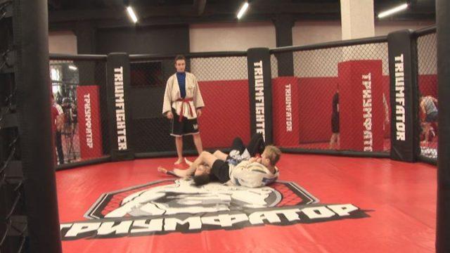 «Тріумфатор»: чемпіонів тренують чемпіони