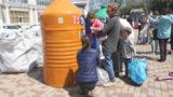 Перший Одеський екофестиваль: сортування сміття, екоярмарок та ONUKA