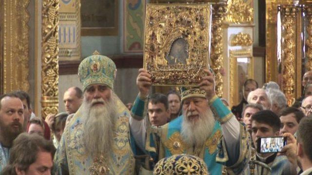 Чудотворна ікона в Одесі