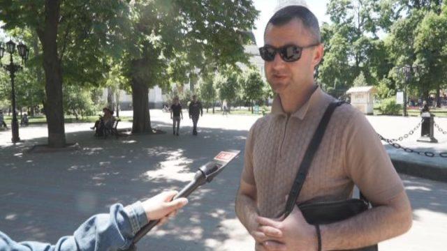 Одесити щодо розпуску Верховної Ради