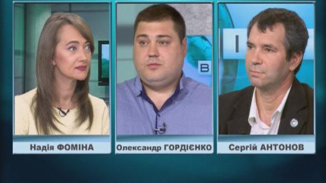 ВІСТІ ОДЕСА / Гості Олександр Гордієнко і Сергій Антонов