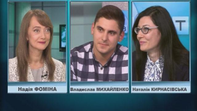 ВІСТІ ОДЕСА / Гості Наталія Кирнасівська і Владислав Михайленко