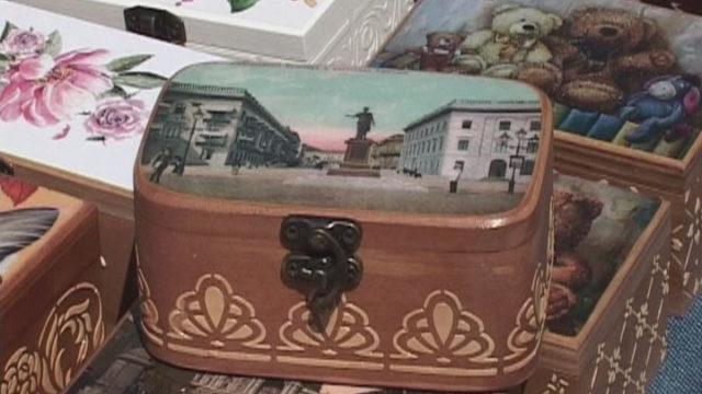 «Лавка майстрів» відкрилась в Одесі