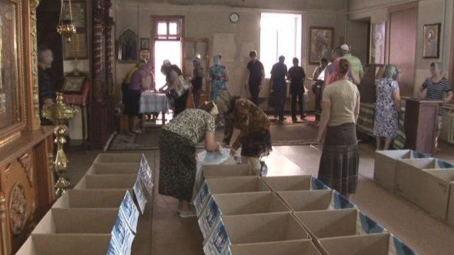 Одеська єпархія надала допомогу нужденним одеситам