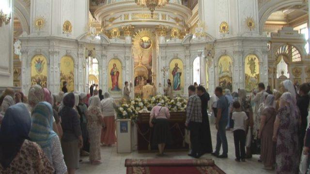 У день святителя Інокентія в семінарії випускний