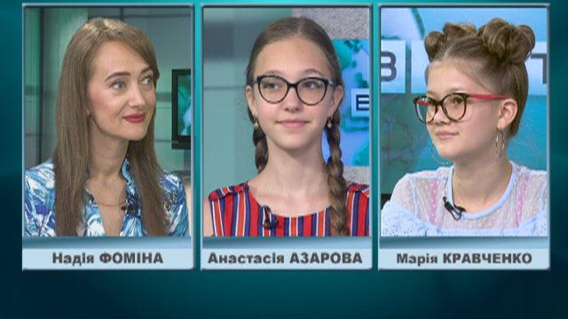 ВІСТІ ОДЕСА / Гості Анастасія Азарова, Марія Кравченко і Софія Гронська