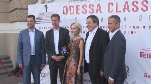 V фестиваль Odessa Classics