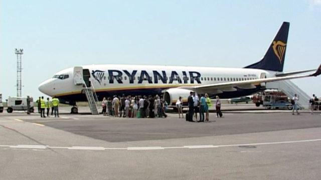 Компанія Ryanair здійснила перший рейс Краків-Одеса