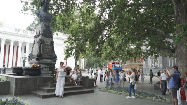 220-річчя Олександра Пушкіна в Одесі