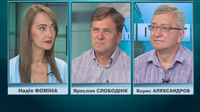 ВІСТІ ОДЕСА / Гості Борис Александров і Ярослав Слободнік