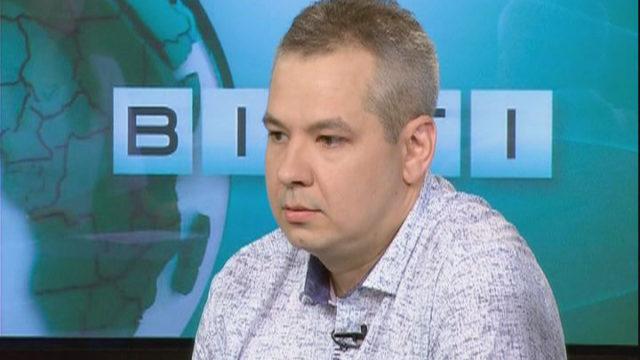 ВІСТІ ОДЕСА / Гість Віталій Шолох