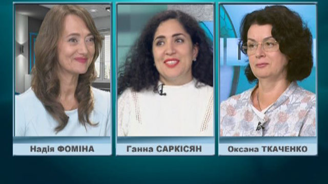 Гість ВІСТІ ОДЕСА / Ганна Саркісян і Оксана Ткаченко
