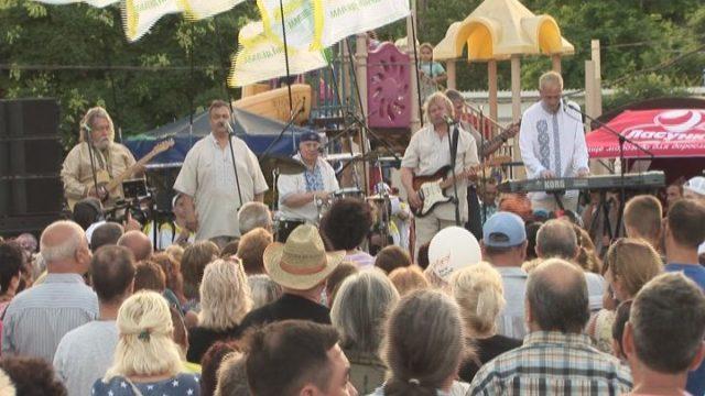 Концерт легендарних «Піснярів» в Одесі