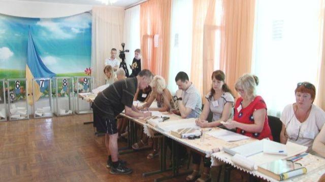 Як проходило голосування в Одесі?