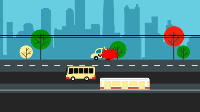 Чому трапляються автокатастрофи? / Немалі питання