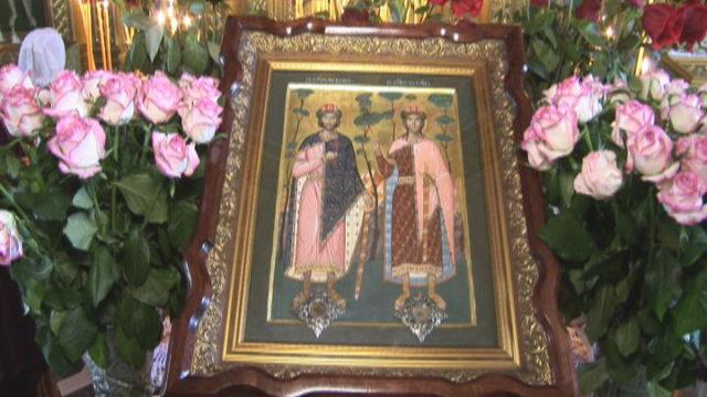 Православні одесити вшановують пам'ять Бориса і Гліба