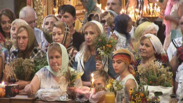 Медовий Спас в Одесі