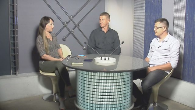 Валерий Афанасьев и Антон Власов / 12 августа 2019