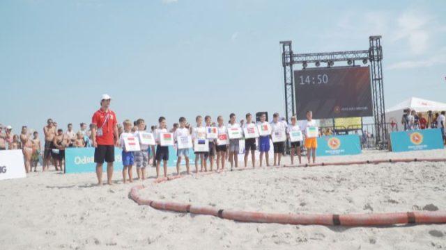 Пляжна боротьба. Міжнародні змагання «Beach Wrestling World Series»