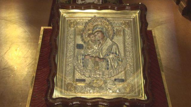 Одесити вшанували Богородицю у її чудотворному Почаївському образі