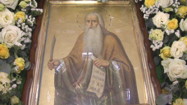 Пророк Ілля — старозавітний Предтеча