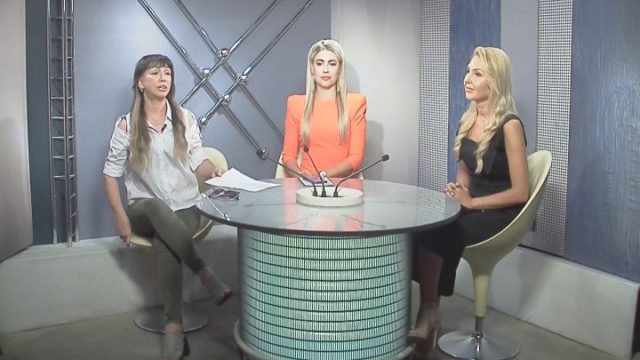 Юлия Головченко, Юлия Лебединская / 09 августа 2019