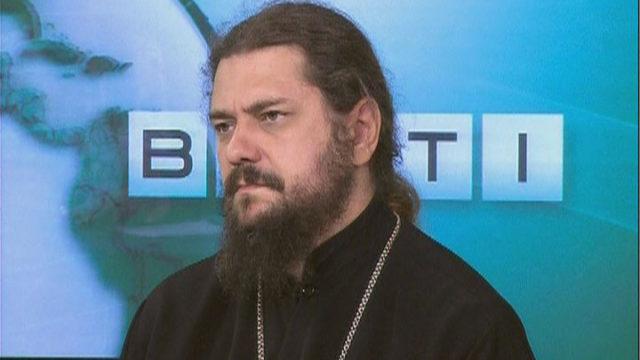 Гість ВІСТІ ОДЕСА / протоієрей Андрій Коробчук