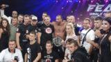 FEA WORLD GP: початок історії професійного кікбоксингу в Україні