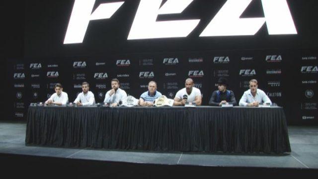 FEA WORLD GP: найбільший турнір з професійного кікбоксингу в Україні