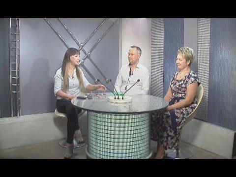 Сергей Холодов и Яна Яцевская / 5 августа 2019