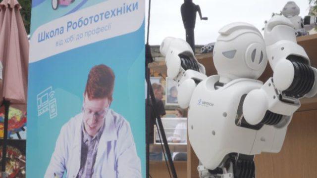 Майбутнє уже тут: технічний фестиваль «Robotronica 2019»