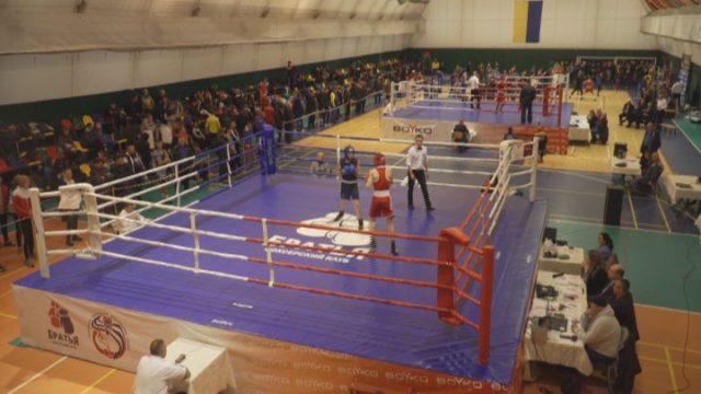 Відомий турнір пам'яті славетного боксера