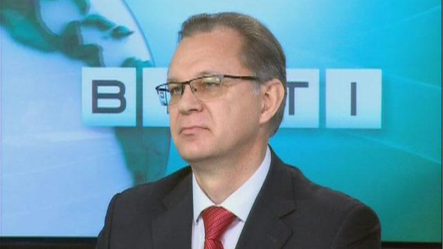 Гість студії / Андрій Азаров