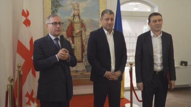 Тбілісоба в Одесі: відкриття Грузинського культурно-освітнього центру