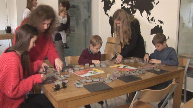 Серія дитячих ігор «Скринька музейного знавця»