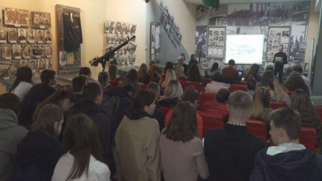 Конференція ОНАХТ. 75 річниця визволення України від нацистів