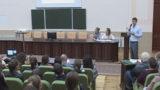 Студентське життя: звітно-виборча конференція в ОНАХТ